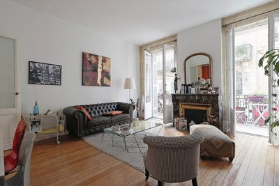 Apartment for sale in BORDEAUX  - 3 rooms - 74 m²