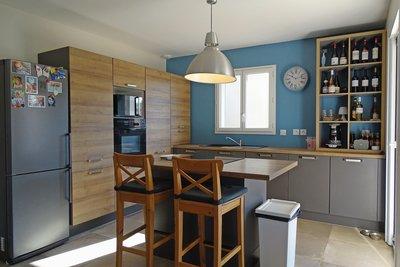 Maison à vendre à FONTVIEILLE  - 5 pièces - 110 m²