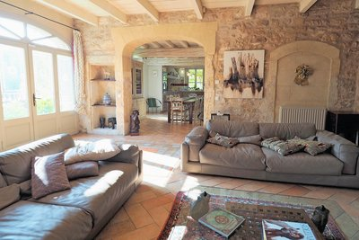 Maison à vendre à ST-RÉMY-DE-PROVENCE  - 9 pièces - 380 m²