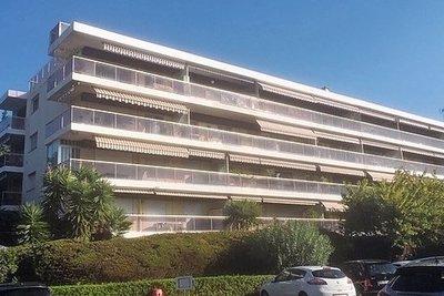 Apartment for sale in CAGNES-SUR-MER Le Cros de Cagnes - 2 rooms