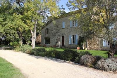 Maison à vendre à SAUZET  - 10 pièces - 450 m²
