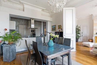 Appartement à vendre à BORDEAUX  - 4 pièces - 126 m²