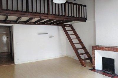 Appartement à vendre à BORDEAUX  - 3 pièces - 46 m²