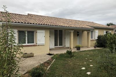 Maison à vendre à L ISLE JOURDAIN  - 5 pièces - 133 m²