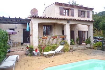 Maison à vendre à CONTES  - 5 pièces - 115 m²