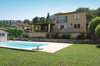 Maison à vendre à SOSPEL  - 5 pièces - 120 m²