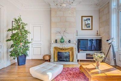 Appartement à vendre à BORDEAUX  - 5 pièces - 127 m²