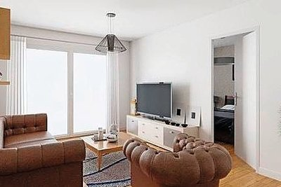 Apartment for sale in TOULOUSE  - 2 rooms - 36 m²