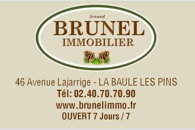 Appartement à vendre à LA BAULE  - 2 pièces - 46 m²