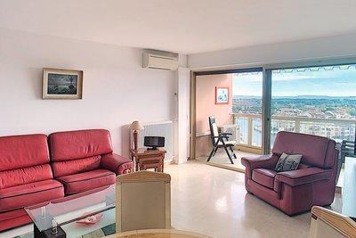 Appartement à vendre à MANDELIEU-LA-NAPOULE  - 2 pièces - 56 m²