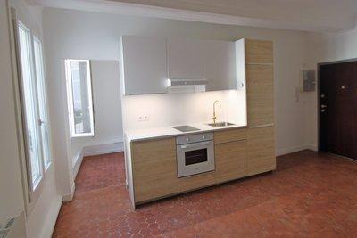 - 3 rooms - 43 m²