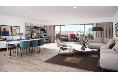 - 4 rooms - 82 m²