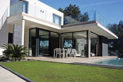 villa californienne vue mer. annonces immobilieres maisons et ...