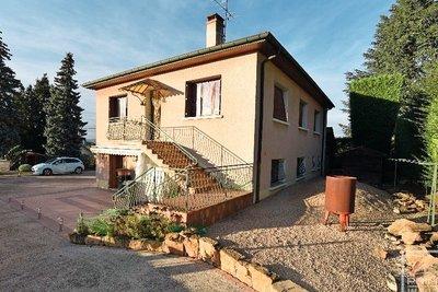 NEUVILLE-SUR-SAÔNE - Houses for sale