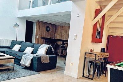 - 5 pièces - 132 m²