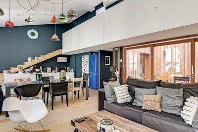- 4 rooms - 117 m²