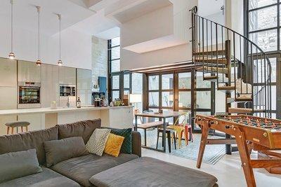 - 3 pièces - 117 m²