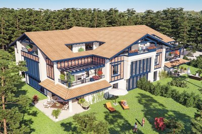 HOSSEGOR - Appartements à vendre