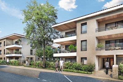 LA TOUR-DE-SALVAGNY - Appartements à vendre