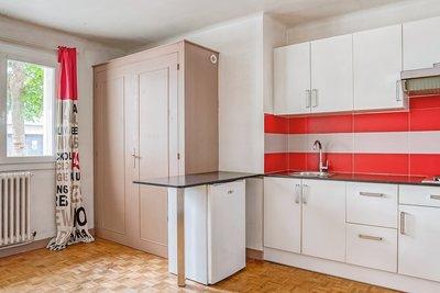 - 1 pièces - 17 m²