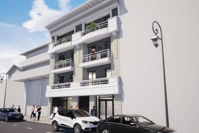 - 3 rooms - 112 m²