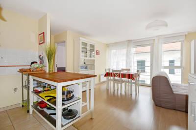 - 2 rooms - 45 m²
