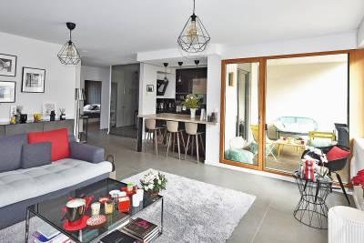 - 4 rooms - 92 m²