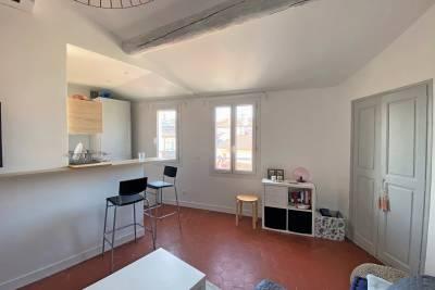 - 2 rooms - 37 m²