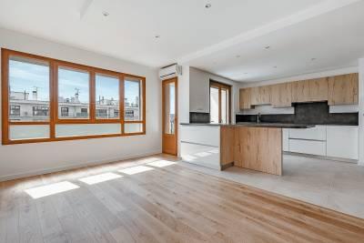 - 3 rooms - 77 m²
