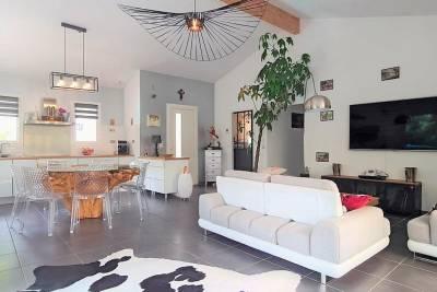 - 7 pièces - 160 m²