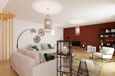 - 5 rooms - 122 m²