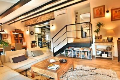 - 5 pièces - 134 m²