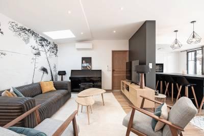 - 5 pièces - 145 m²