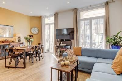 - 3 rooms - 93 m²