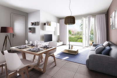 LA SALVETAT-ST-GILLES - Apartments for sale