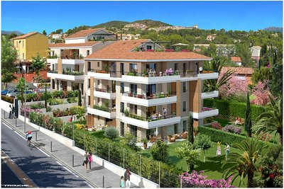 ST-RAPHAËL- Immobilier-neuf à vendre