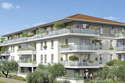 GRASSE - Apartments for sale