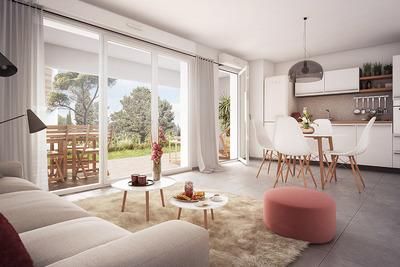 PUGET-SUR-ARGENS - Apartments for sale
