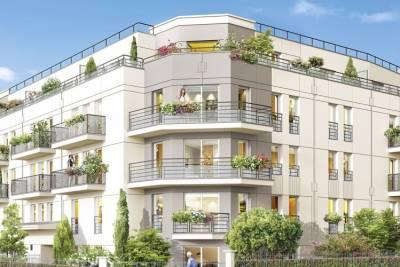 - 2 pièces - 40 m²