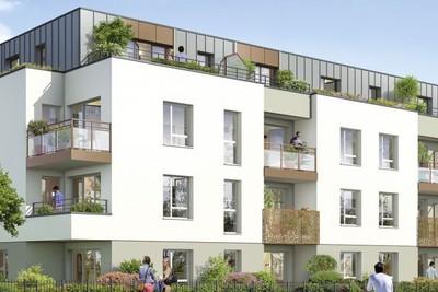 ORVAULT - Appartements à vendre