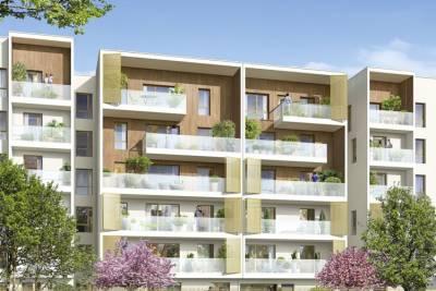VILLEURBANNE- Immobilier-neuf à vendre