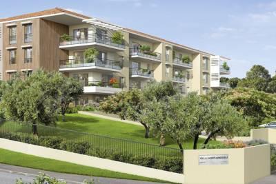 VILLENEUVE-LOUBET- Immobilier-neuf à vendre