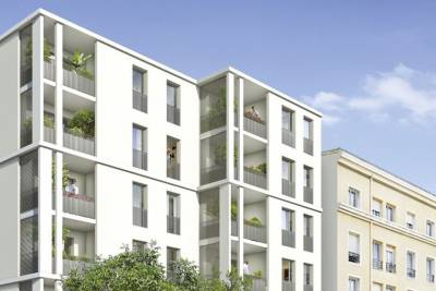 LYON 4EME- Immobilier-neuf à vendre