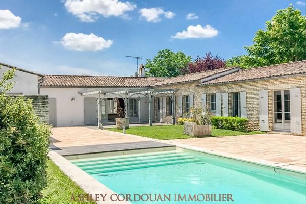 MARSILLY - Annonce Maison à vendre8 pièces - 357 m²