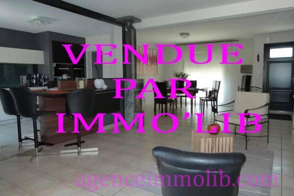 COUËRON - Annonce Maison à vendre6 pièces - 140 m²