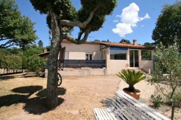 LES ADRETS-DE-L'ESTÉREL - Annonce Maison à vendre4 pièces - 113 m²