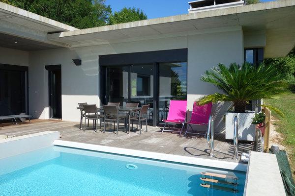 AMBÉRIEU-EN-BUGEY - Annonce Maison à vendre5 pièces - 141 m²