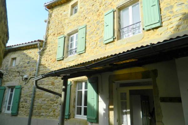 LES VANS - Annonce Maison à vendre9 pièces - 154 m²