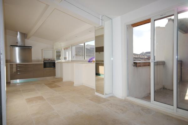 L'ISLE-SUR-LA-SORGUE - Annonce Appartement à vendre4 pièces - 112 m²