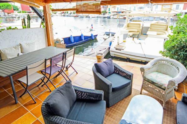 PORT-GRIMAUD - Annonce Maison à vendre3 pièces - 70 m²